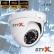 STYX 2MP 1080P IR Dome IP Kamera