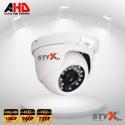 STYX 2MP AHD Dome Kamera (Metal)
