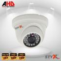 STYX 2MP AHD Dome Kamera (Plastik)
